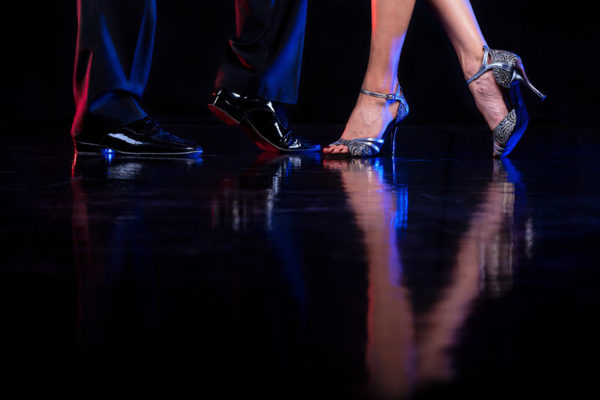 18585548 - dancing feet